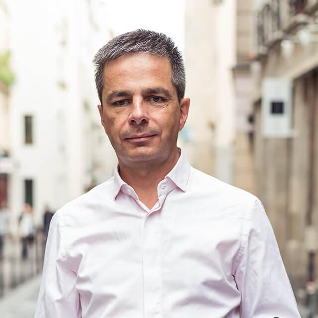 Didier ROCHE portrait face